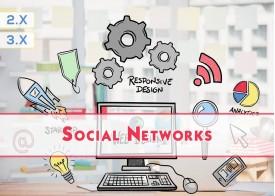 Social Networks Demo
